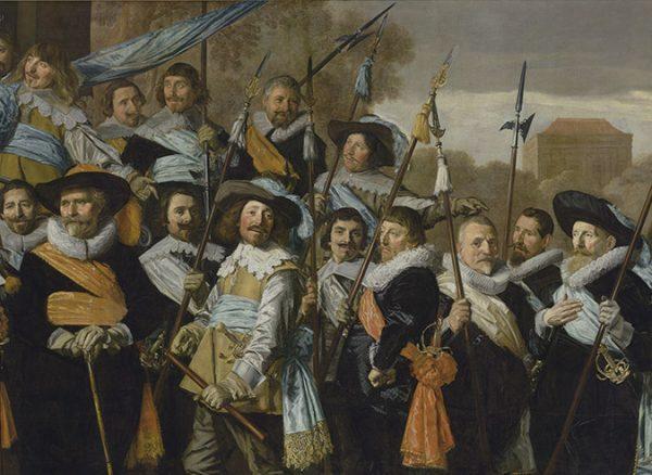 @Muurmeesters-Optrekken-van-de-Sint-Jorisschutterij-Frans-Hals-Museum-1