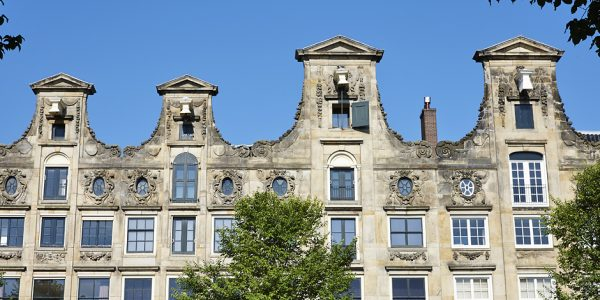 Cromhouthuizen aan de Herengracht